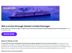 Win a 7-Night Alaska Cruise