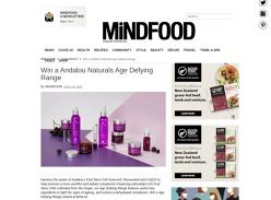 Win a Andalou Naturals Age Defying Range!
