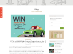 Win a BMW driving experience for 2!