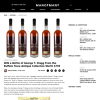 Win a Bottle of George T Stagg Bourbon