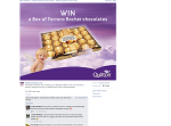 Win a box of Ferrero Rocher!