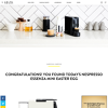 Win a brand new Nespresso Essenza Mini machine every day for 10 days