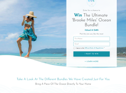 Win a Brooke Miles Ocean Bundle!