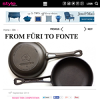 Win a cast-iron pan