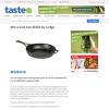 Win a Cast Iron Skillet by Lodge!