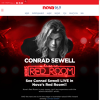 Win a chance to see Conrad Sewell Live