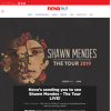 Win a chance to see Shawn Mendes – The Tour Live