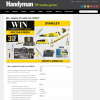 Win a complete DIY toolkit from Stanley