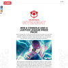 Win a Console and a Justice League Prize Pack