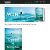 Win a copy of An Ocean of Minutes by Thea Lim