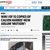 Win a copy of Calvin Harris' new album