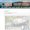 Win a Cub Campers Brumby Camper Trailer valued at $28,990!
