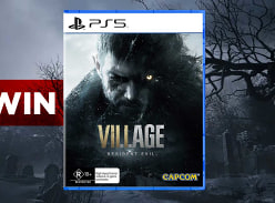 Win a Digital Copy of Resident Evil Village on PS5