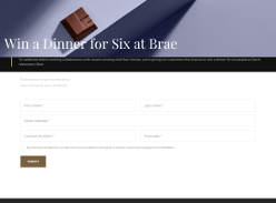 Win a Dinner for Six at Brae