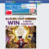 Win a double movie pass to see Disney's 'Alice Through the Looking Glass'!
