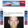 Win a Double Pass to Fatboy Slim Concert