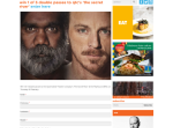 Win a Double Pass to Queensland Theatre Company's 'The Secret River'