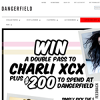 Win a double pass to see Charli XCX + $200 to spend at Dangerfield!