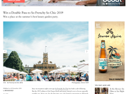 Win a Double Pass to So Frenchy So Chic 2019