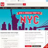 Win a dream trip to New York City!