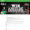 Win a drive day experience in Tassie for you and a mate