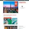 Win a Dubai Holiday