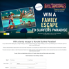 Win a family escape to Novotel Surfers Paradise