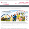 Win a family holiday to Disneyland