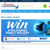 Win a family trip to Ningaloo Reef WA