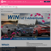 Win a Ford Experience Worth $10,000