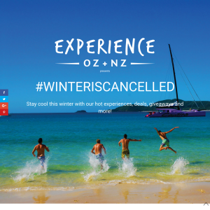 Experience Oz & NZ - Win a full day Whitsundays sailing trip