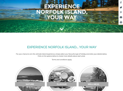Win a Getaway to Norfolk Island for 2