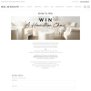 Win  a Hamilton Rose Gold Occasional Chair