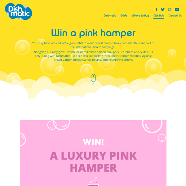 Win a Hampers Only Pink Pamper Hamper
