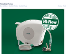 Win a Hi-Flow 25m Auto Hose Reel!