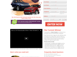 Win a His and Hers $250k Range Rover Package