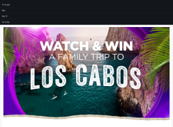 Win a Holiday to Los Cabos