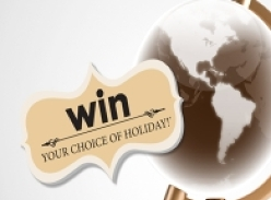 Win a holiday to the Gold Coast, Sydney, Port Douglas or Dunsborough!