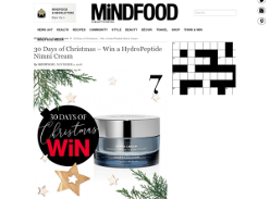 Win a HydroPeptide Nimni Cream