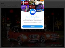Win a Hyundai Venue SUV for You & a Nominated Friend