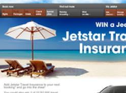Win a Jeep or 1 of 10 $2,000 travel vouchers!