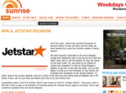 Win a 'Jetstar' family reunion!