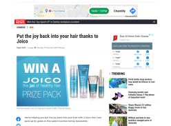 Win a Joico Hair Care pack!