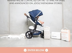 Win a Joolz Day+ & 12 months worth of Lovekins Nappies!
