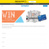 Win a Jumbo Round Smart Trampoline + $500 Officeworks Gift Card!