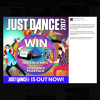 Win a 'Just Dance 2017' prize pack!