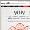 Win a Love Chair and $500 to spend at Princess Highway