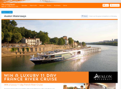 Win a luxury 11-day French River Cruise!