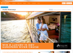 Win a luxury 15-day European river cruise!