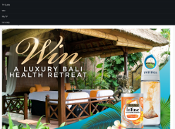 Win a Luxury Bali Health Retreat